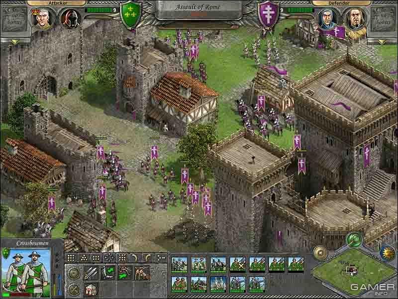 скачать бесплатно игру на компьютер рыцари