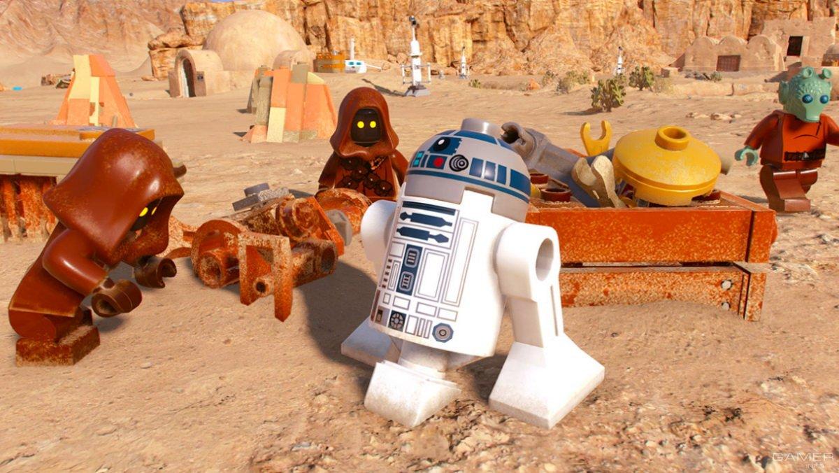 LEGO Star Wars: The Skywalker Saga выйдет осенью