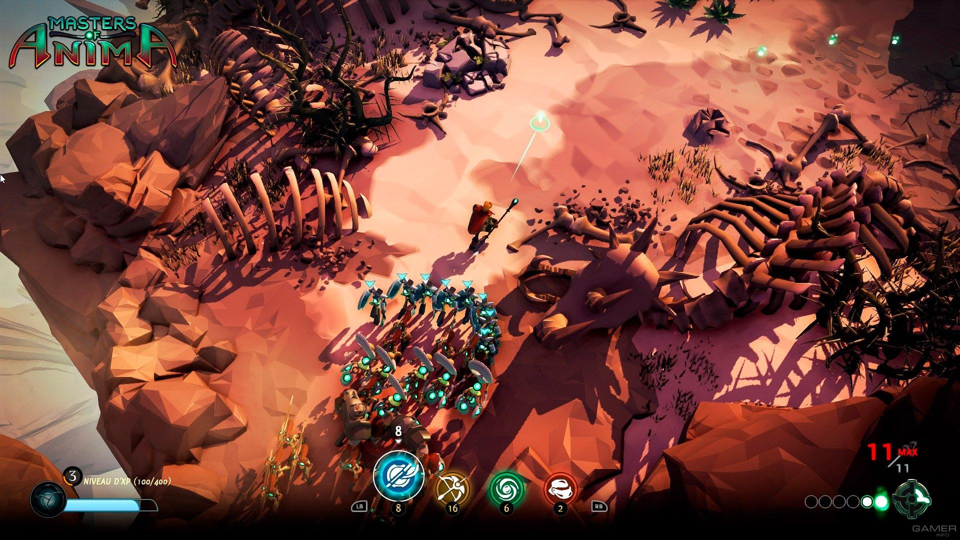Анонсирована Masters of Anima – приключенческая игра от Focus Home Interactive