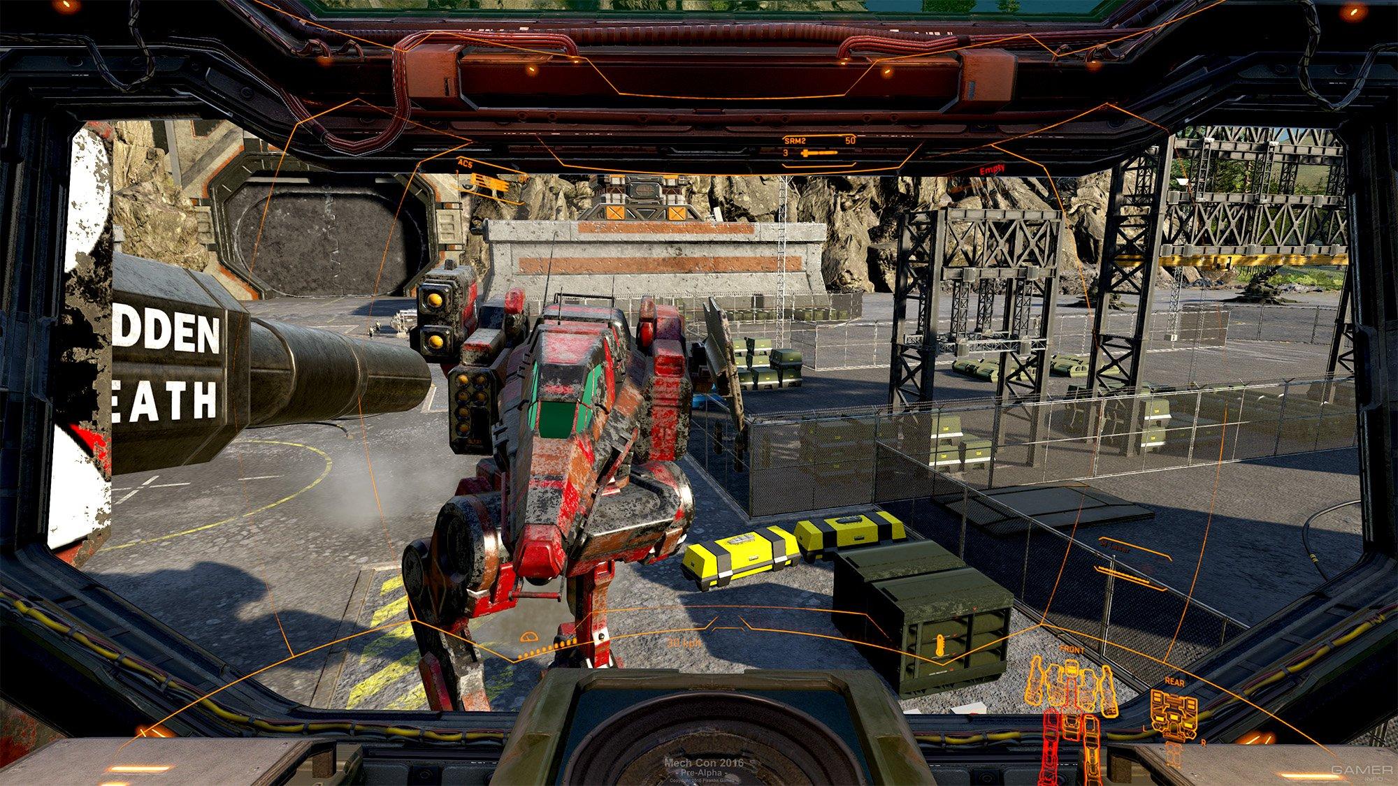 MechWarrior 5: Mercenaries перенесена на 2019 год