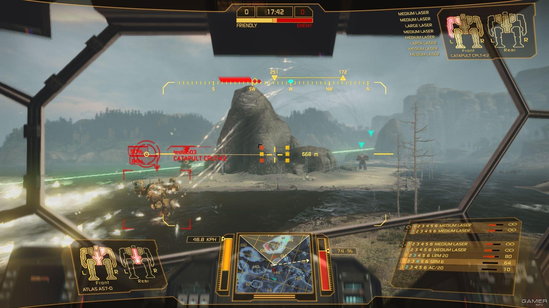 Free mechwarrior games online