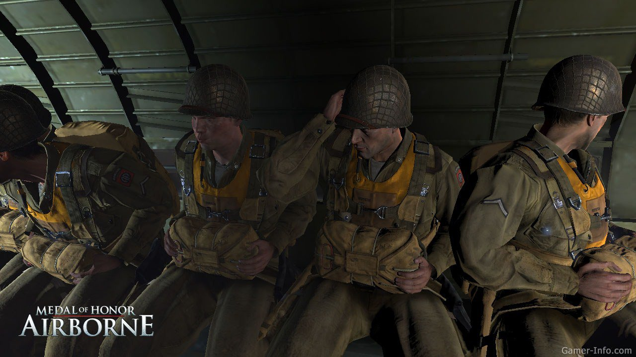 [Обзор на старину] Medal of Honor: Airborne.