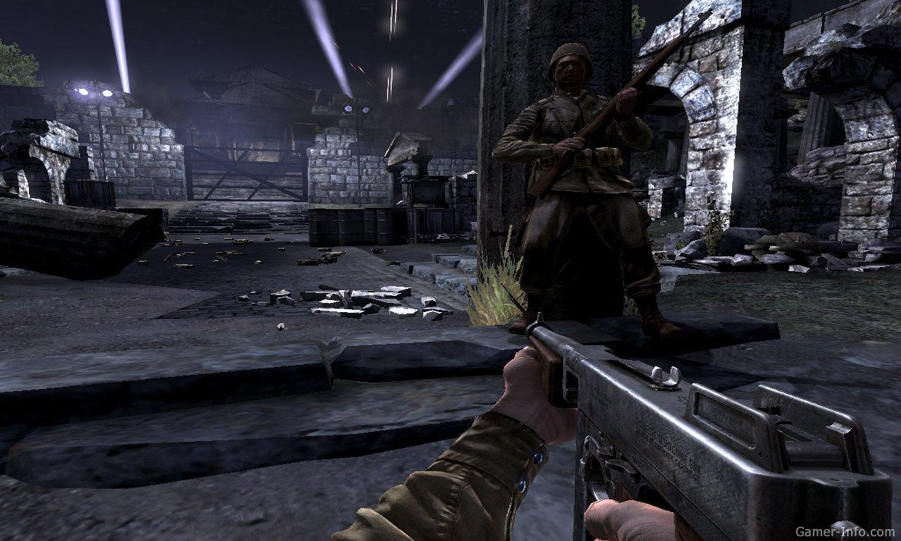 Medal of honor: airborne скачать торрент, игра на компьютер.