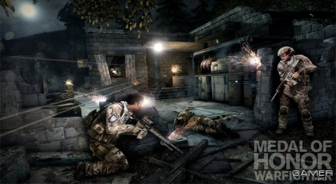 Скриншот игры Medal of Honor Warfighter