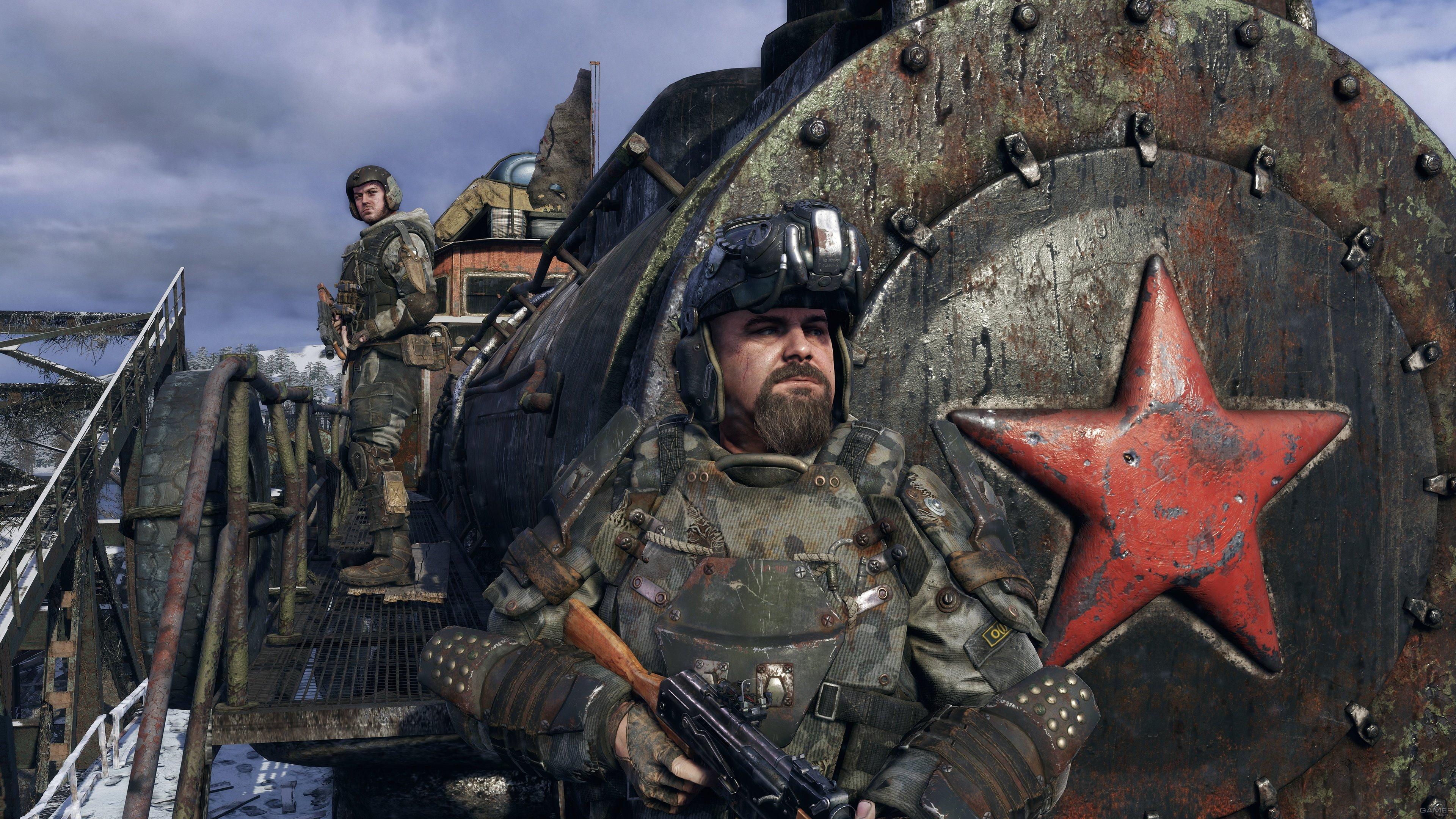 Metro: Exodus станет временным эксклюзивом для Epic Games Store