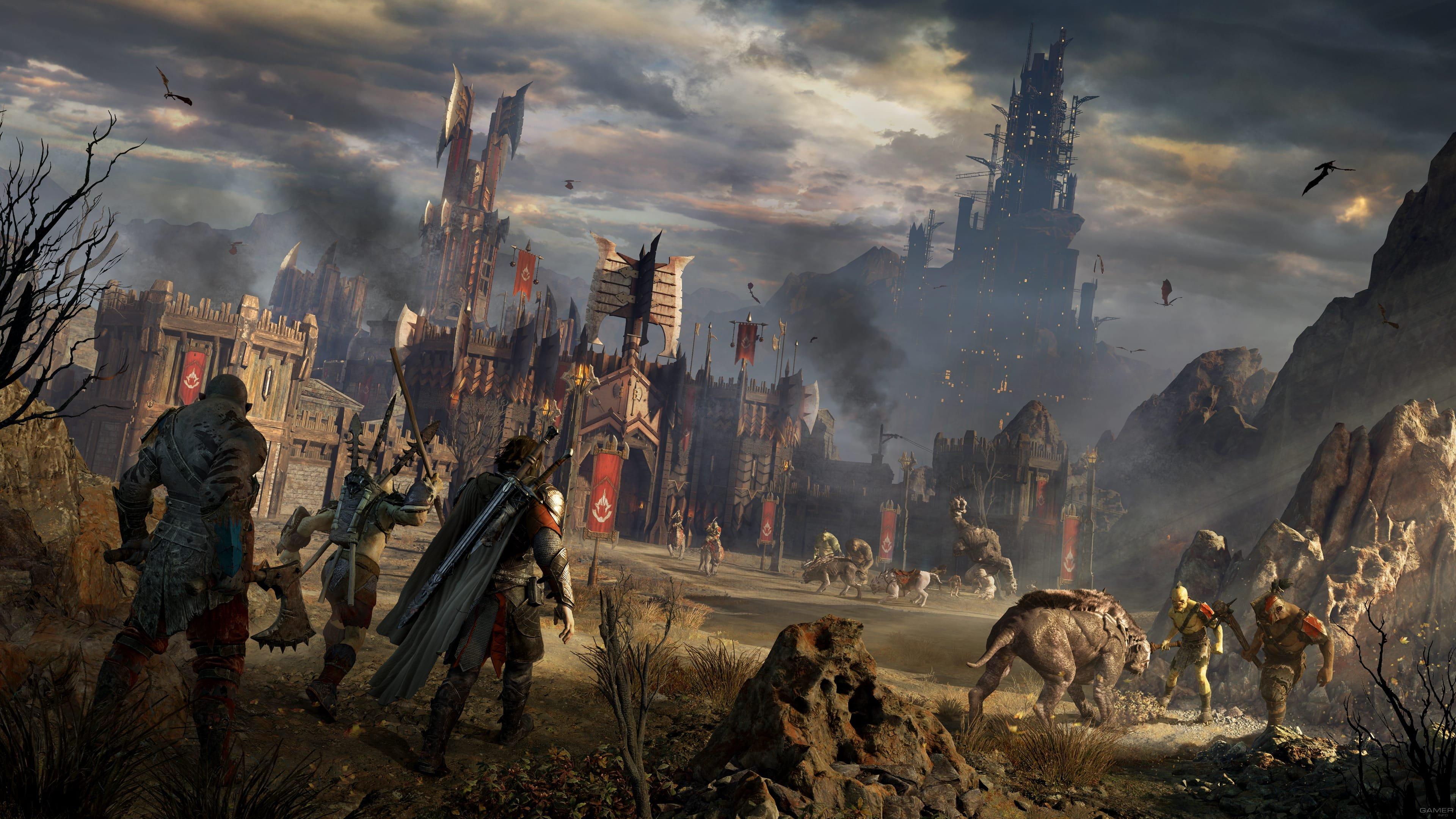 Обзор Middle-earth: Shadow of War
