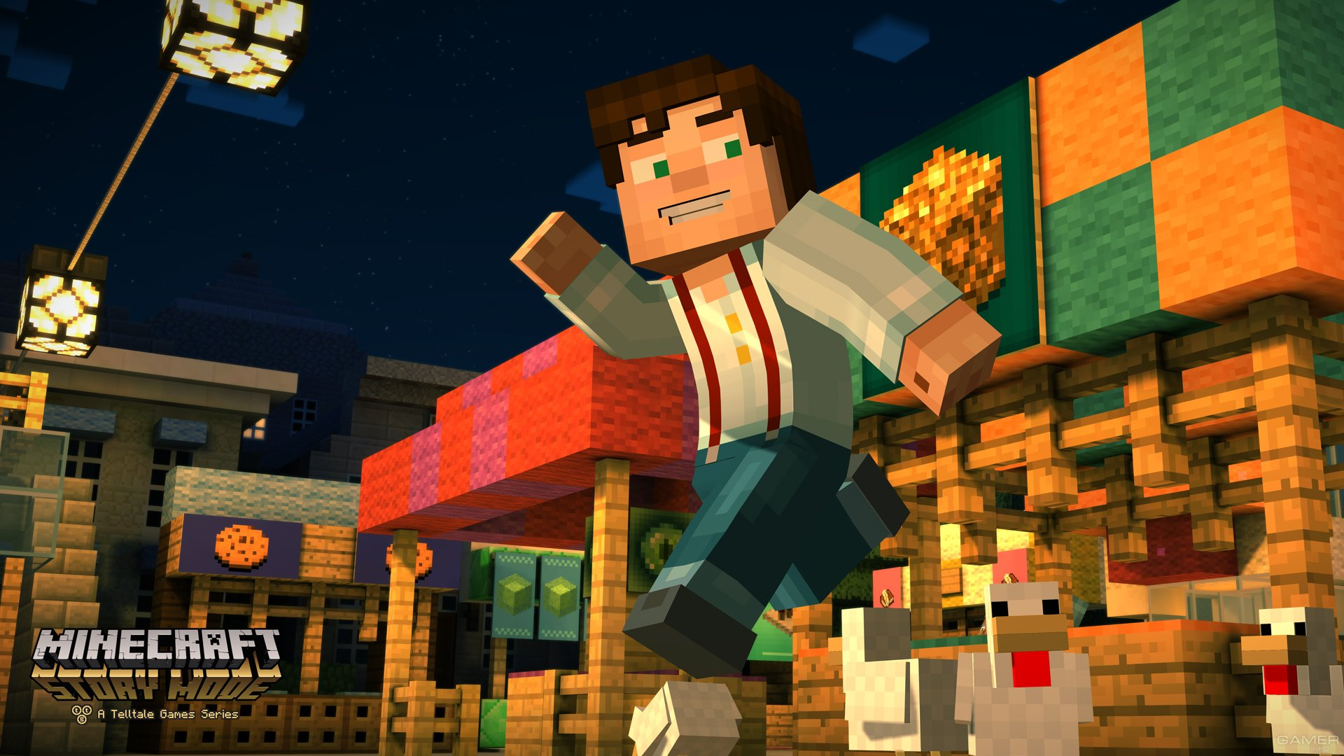 Minecraft: Story Mode v1.13 Full APK - SD Data indir ...