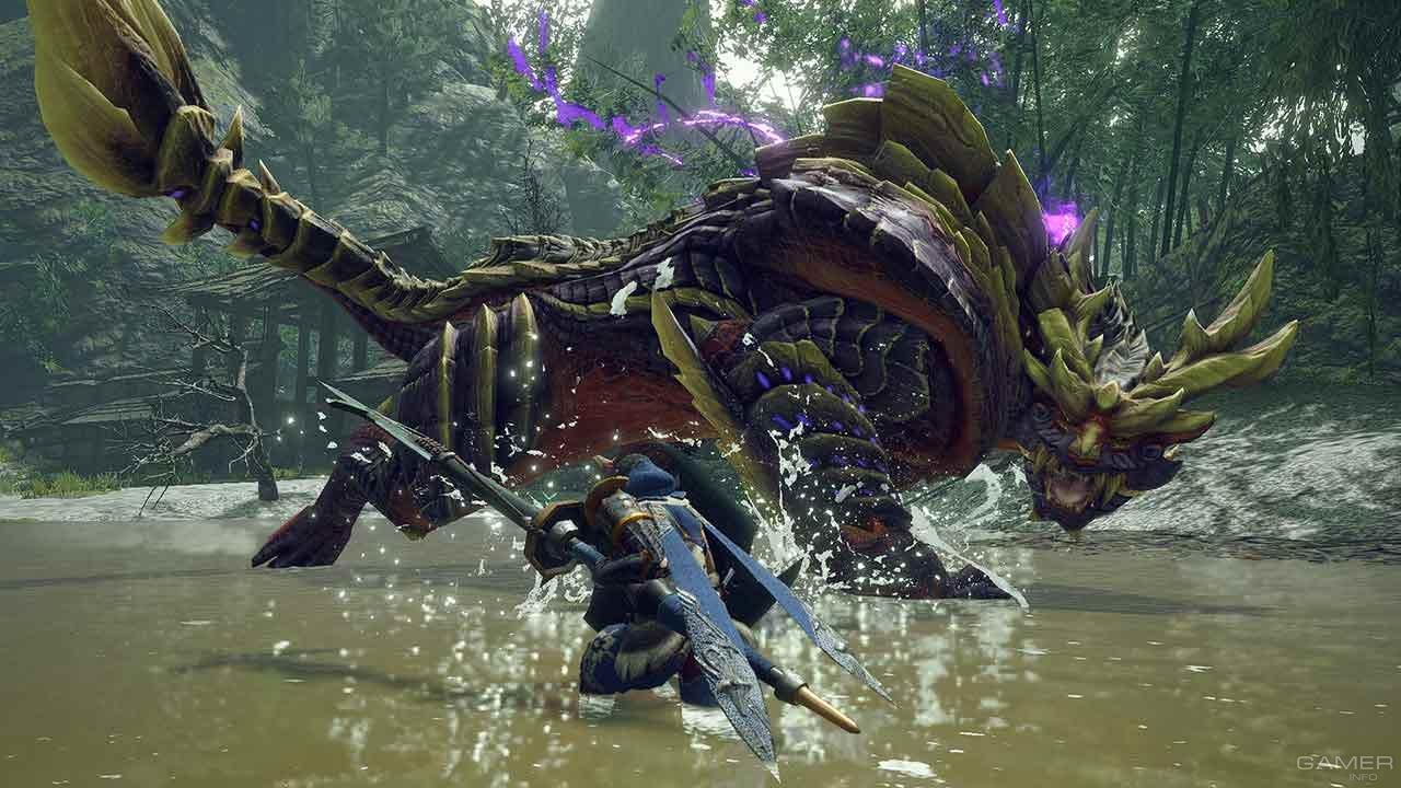 Monster Hunter Rise выйдет на ПК