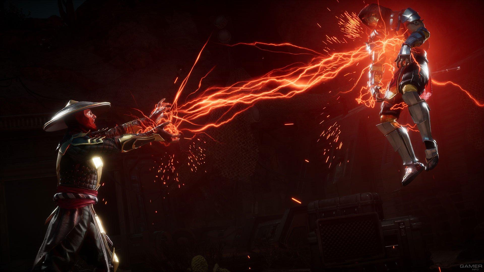 Оценки Mortal Kombat 11