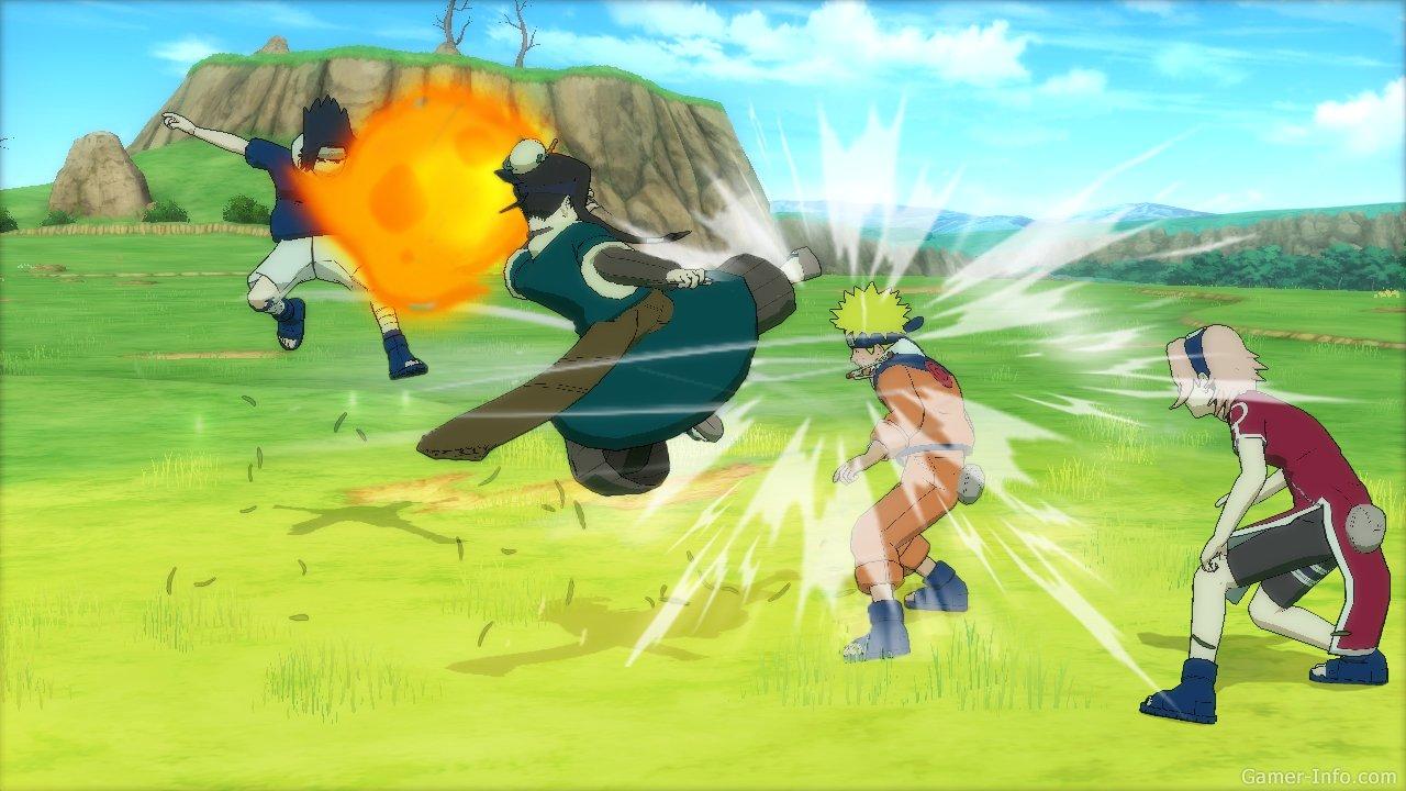 Naruto flash battle games online