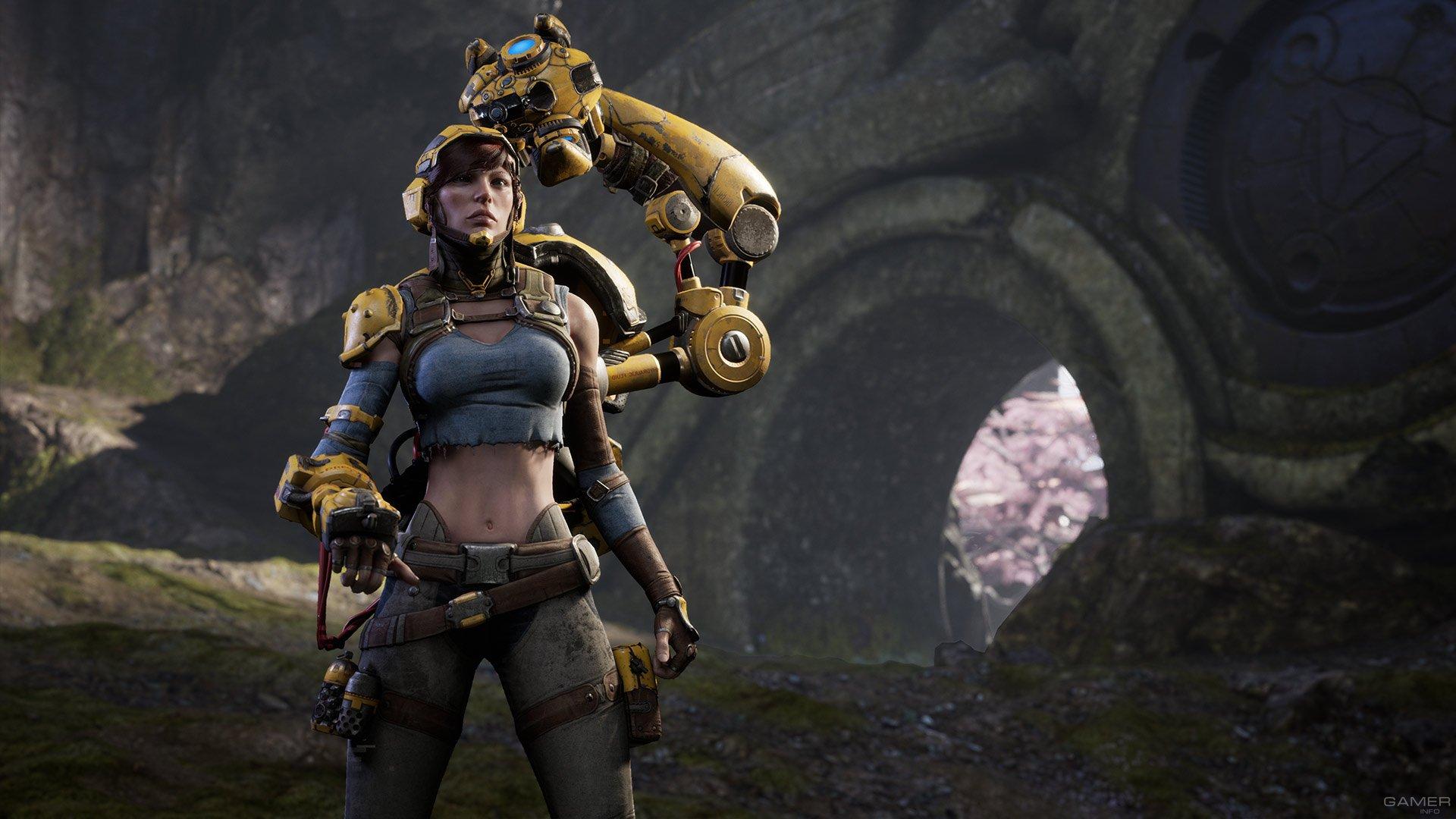 Epic Games закрывает Paragon