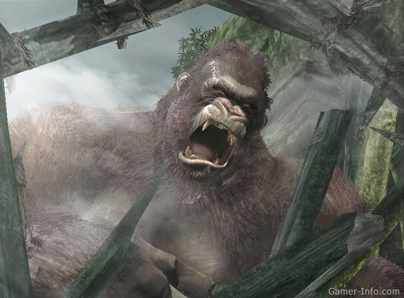 King kong movie games online
