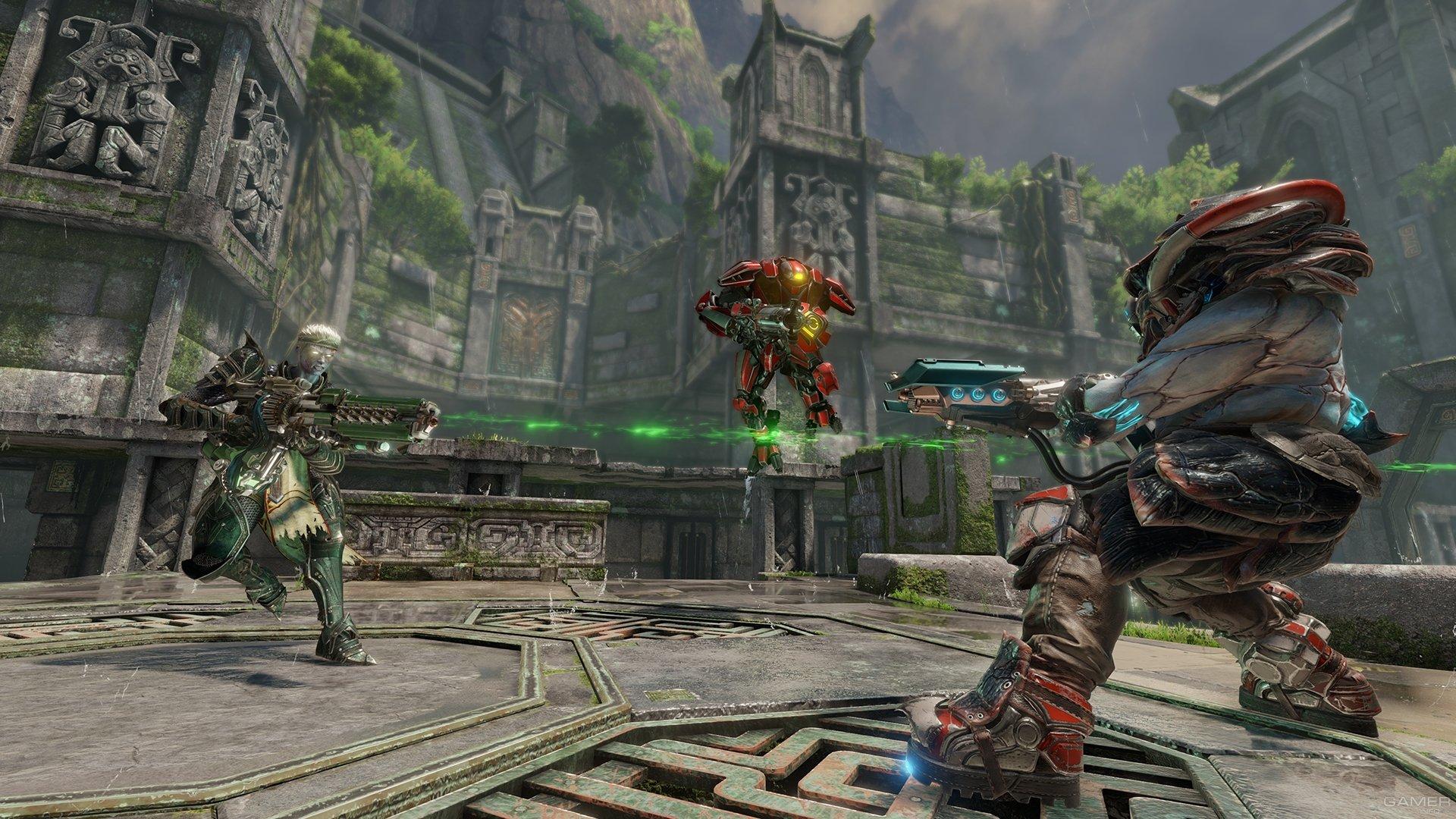 Дата выхода Quake Champions в ранний доступ