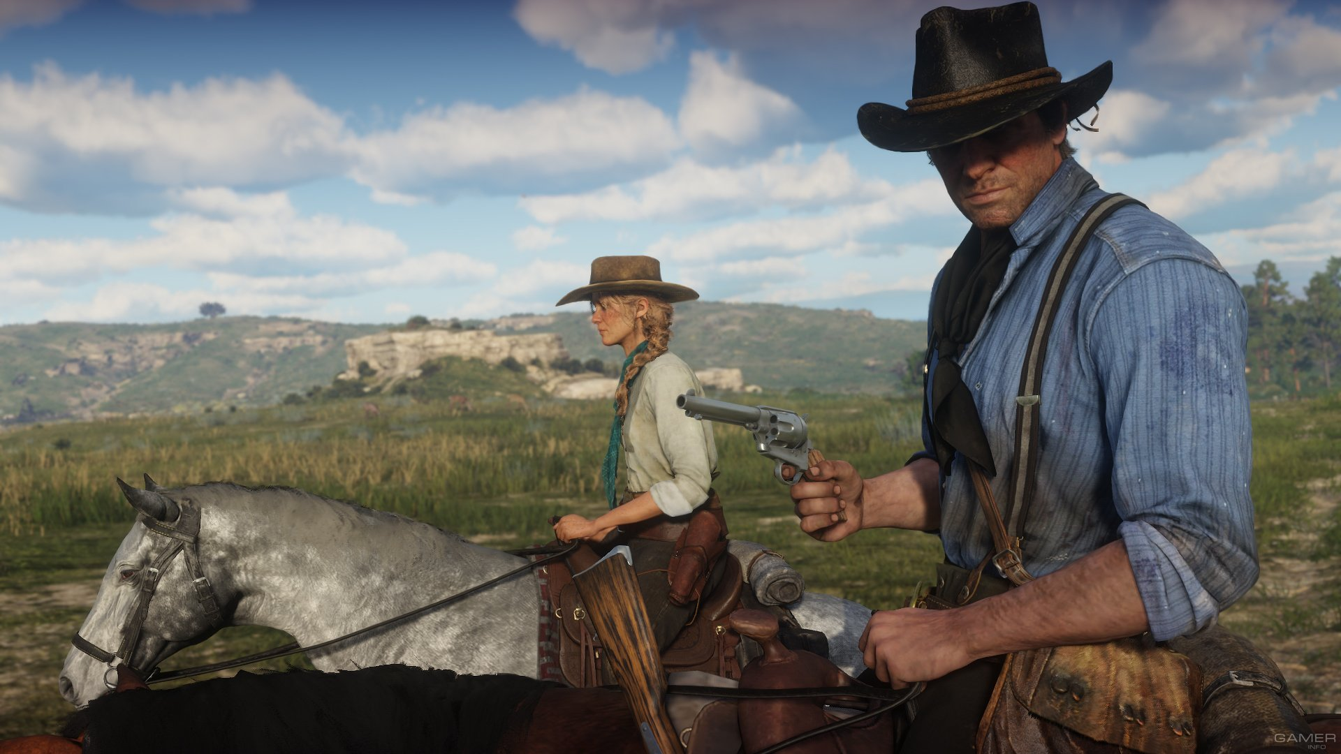 Стала известна точная дата выхода Red Dead Redemption 2