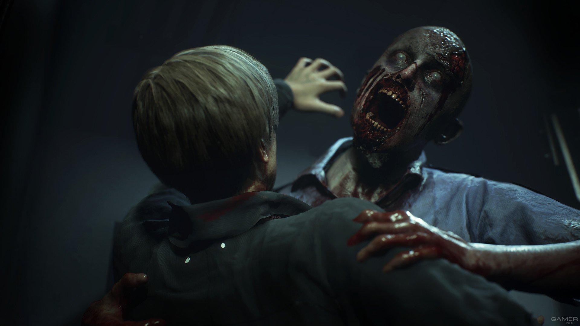 В Resident Evil 2 появится новый режим