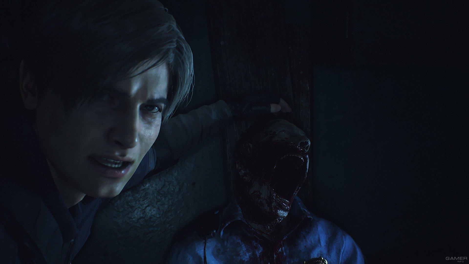 Оценки ремейка Resident Evil 2