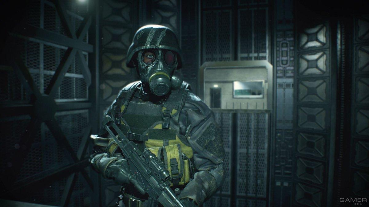 Дата релиза режима Ghost Survivors для Resident Evil 2