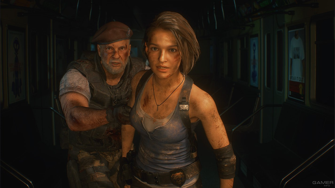 Оценки Resident Evil 3