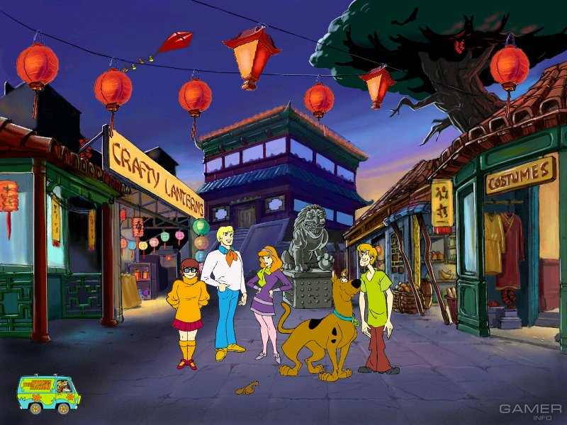 Officially the best place to play free ScoobyDoo games watch TV episode clips and solve mysteries with the gang!