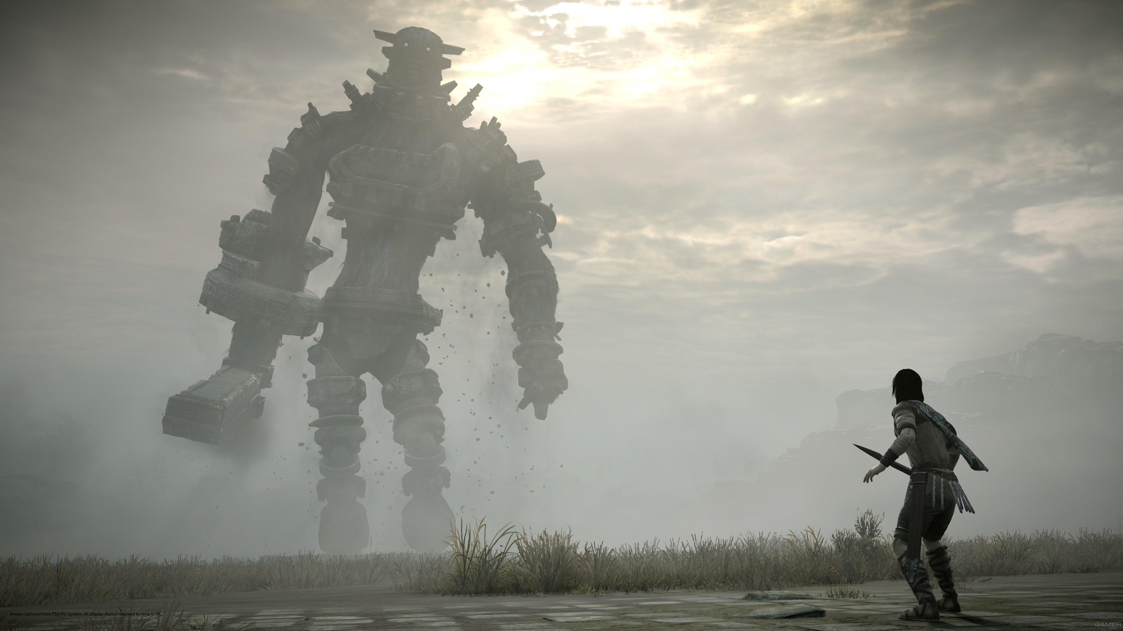 Оценки ремейка Shadow of the Colossus