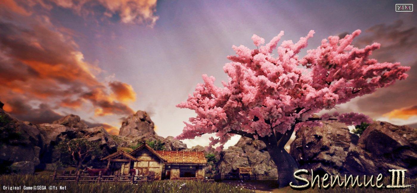 Релиз Shenmue III снова перенесли