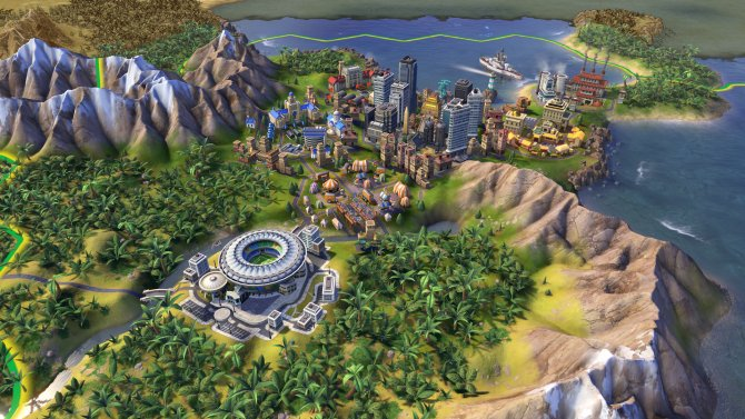 Скриншот игры Sid Meier's Civilization VI