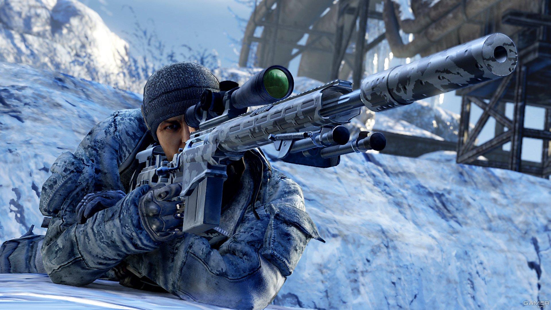 Скачать игру на пк про снайперов