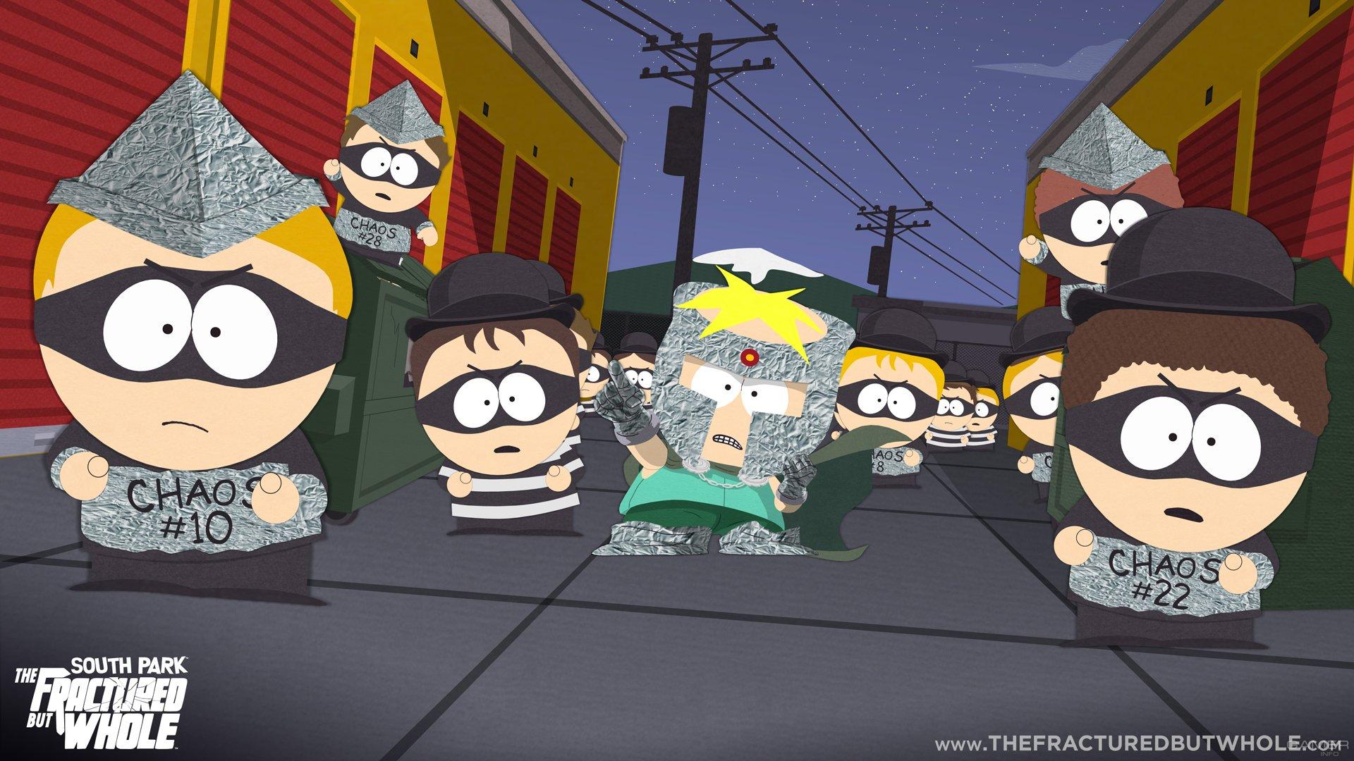 Подробности о Season Pass для South Park: The Fractured But Whole