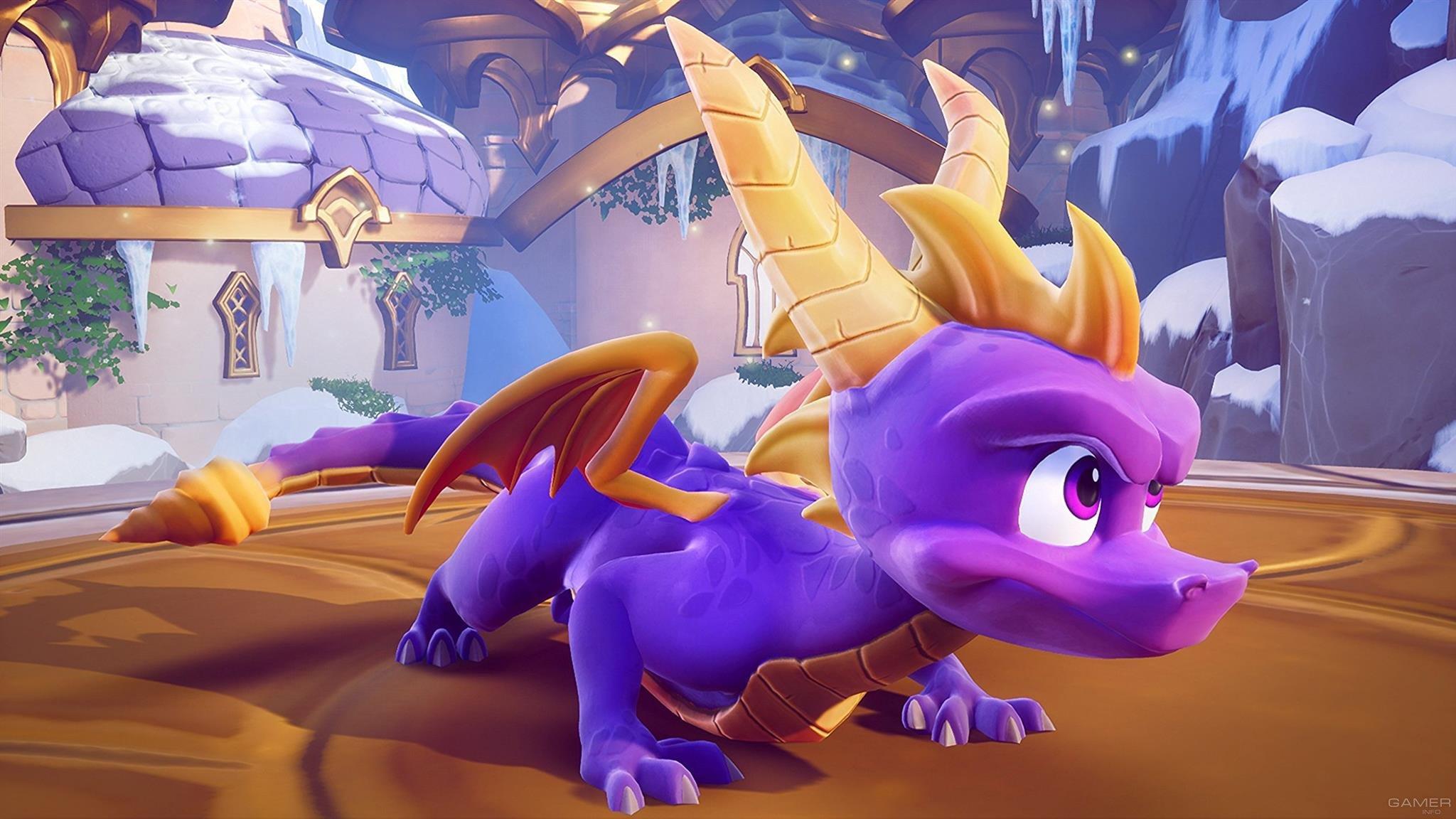 Выход Spyro Reignited Trilogy перенесен