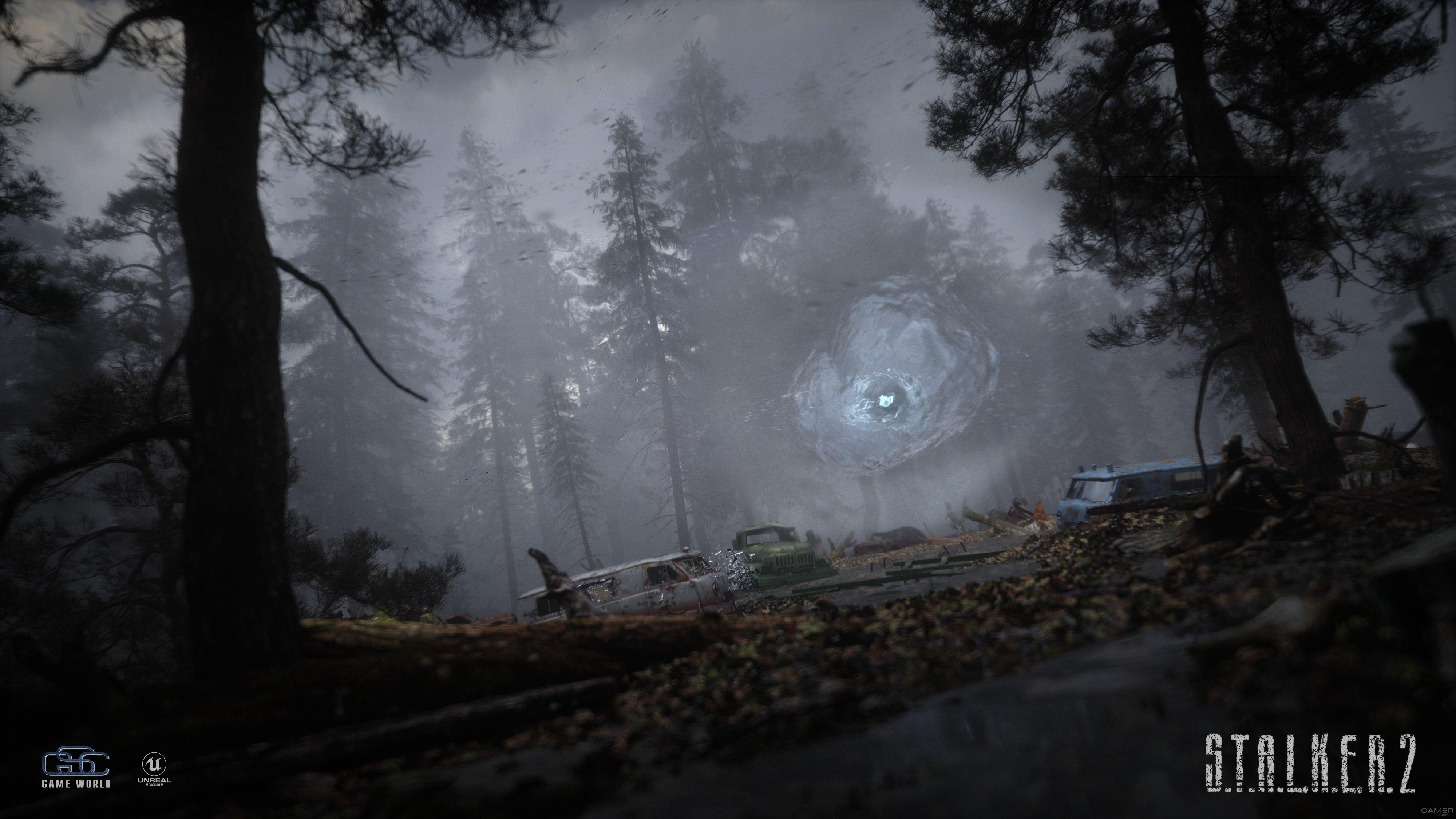Представлен дебютный скриншот S.T.A.L.K.E.R. 2
