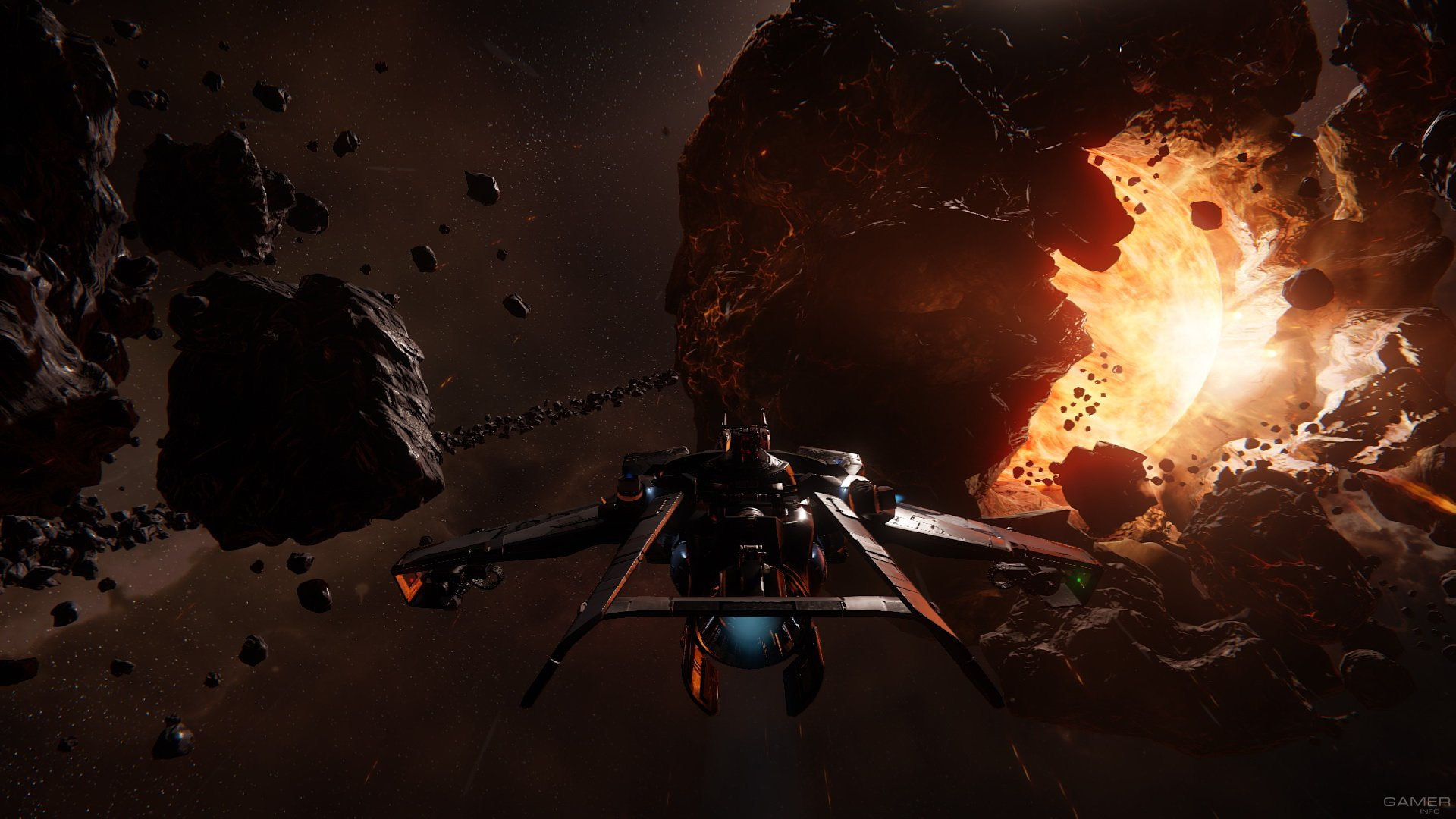 Crytek подали в суд на разработчиков Star Citizen