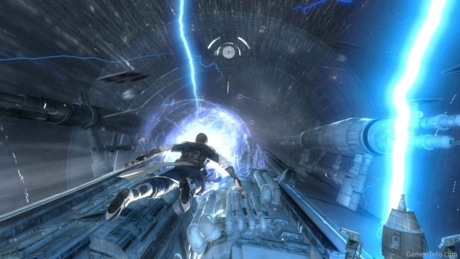 Скриншот игры Star Wars: The Force Unleashed II