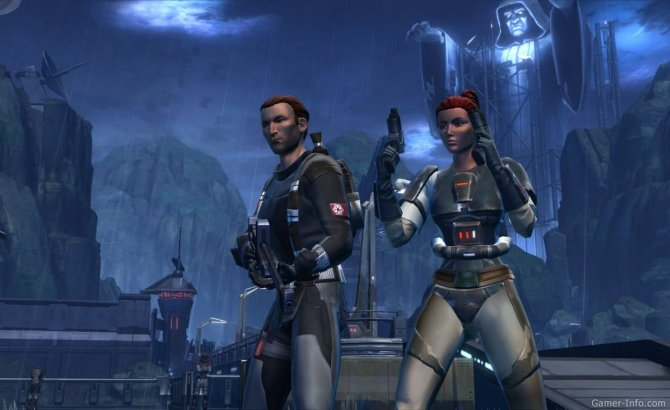 Скриншот игры Star Wars: The Old Republic