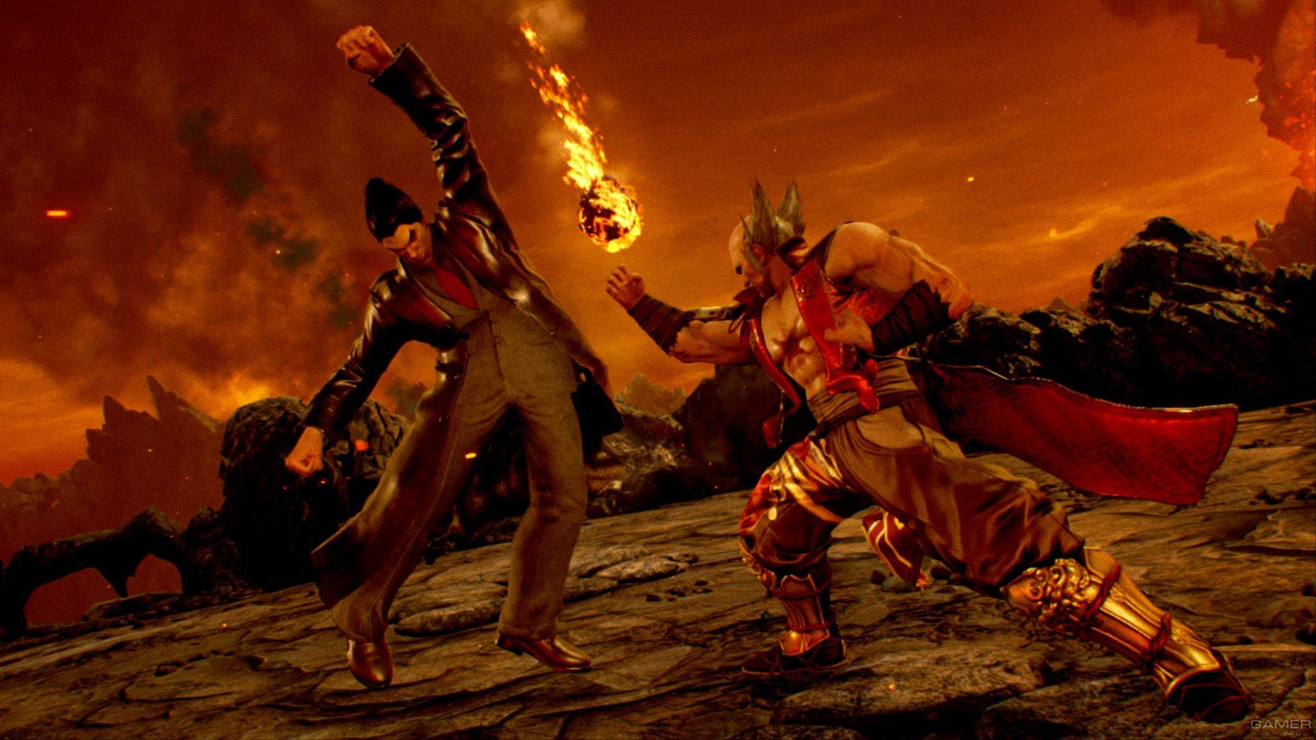 Оценки Tekken 7