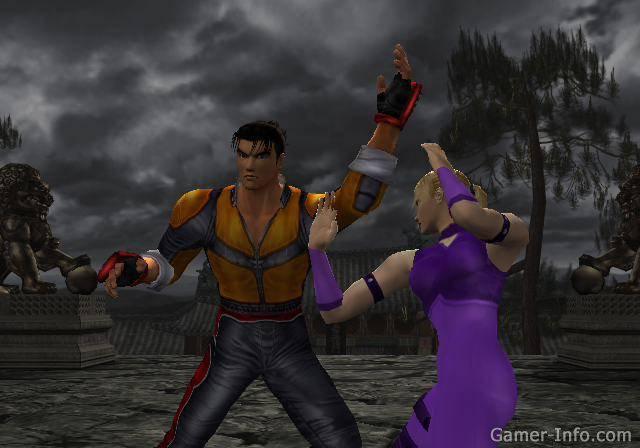 Images of Tekken Gamefaqs - #rock-cafe
