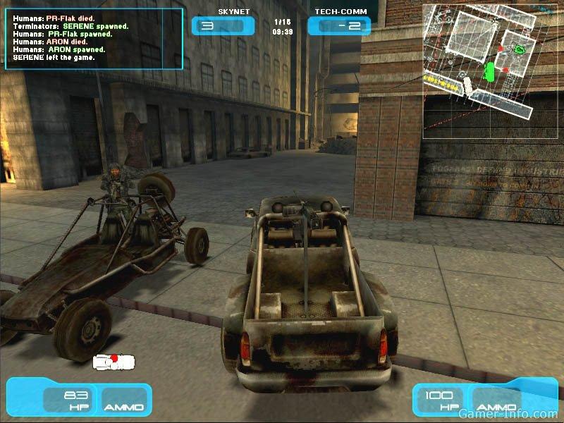 терминатор 3 игра на пк скачать торрент русская версия - фото 7