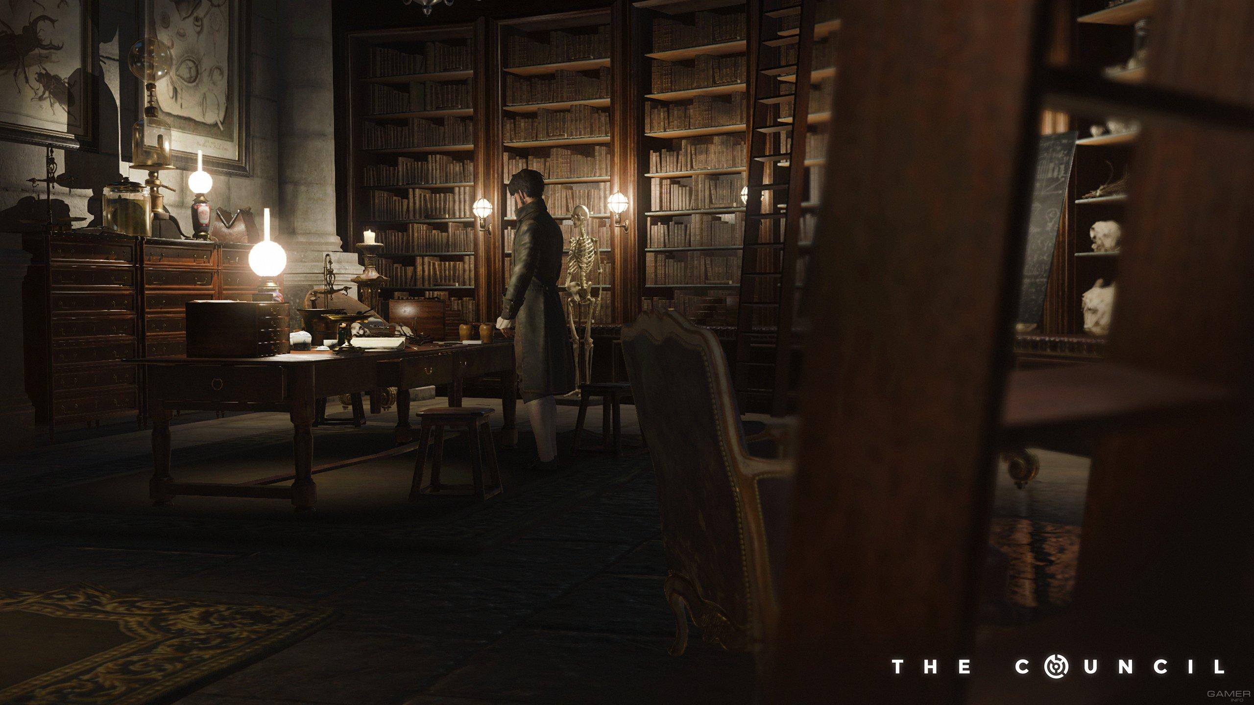 Второй эпизод The Council выйдет в середине мая