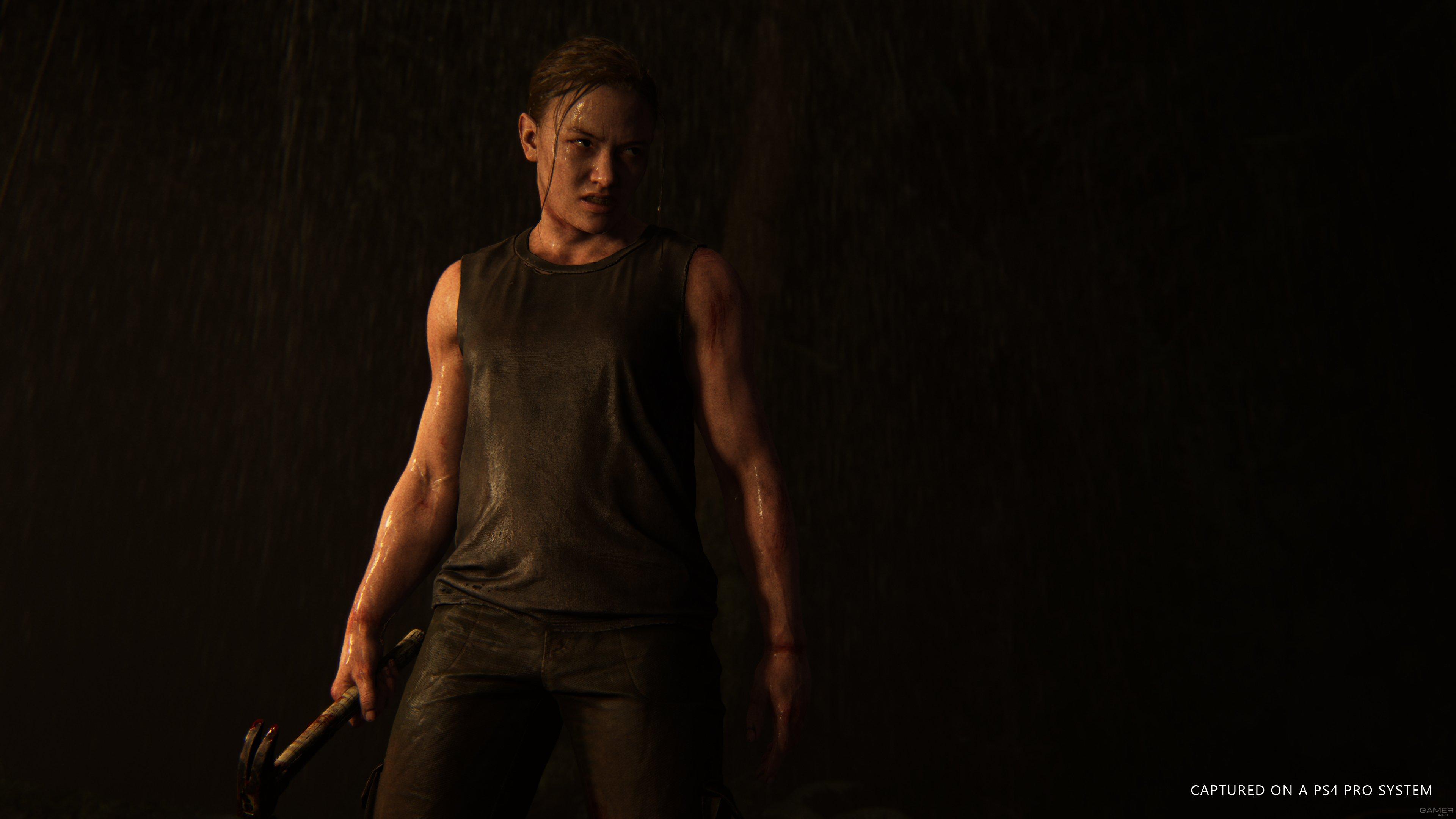 Некоторые детали The Last of Us Part II
