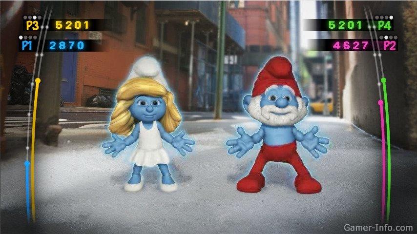 :: LiveWire :: Childrens Music - DJ Smurf-and-Kid