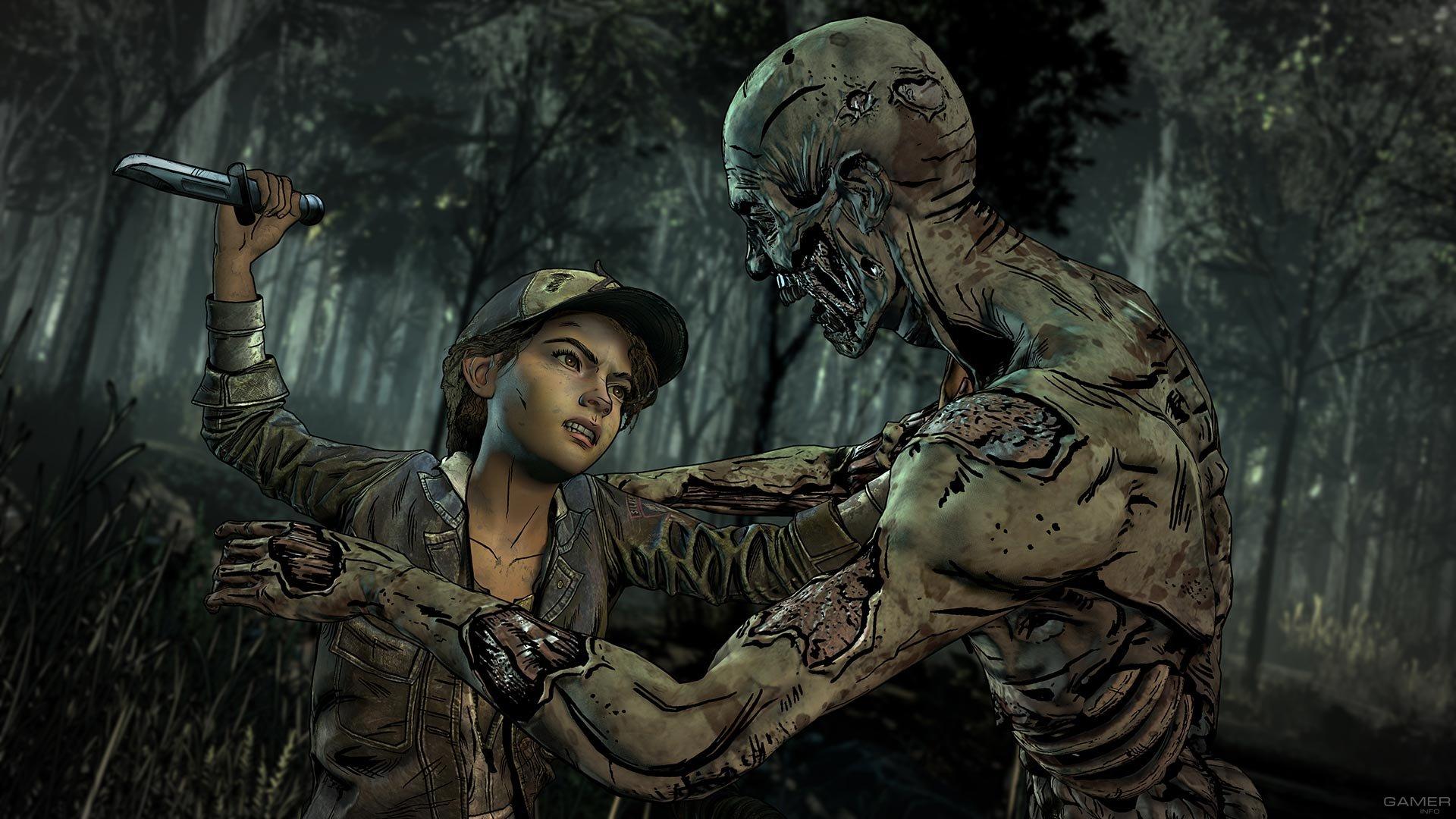 The Walking Dead возвращается в Steam