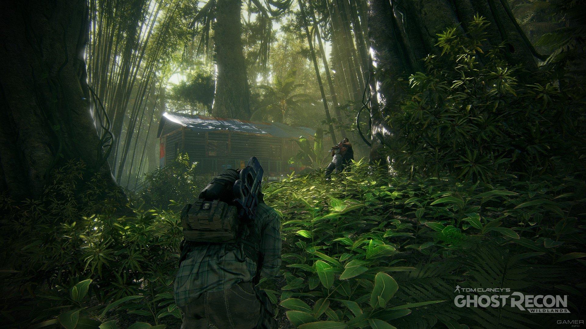Анонсировано дополнение Fallen Ghosts для Tom Clancy's Ghost Recon Wildlands