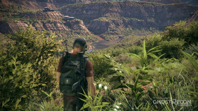 Скриншот игры Tom Clancy's Ghost Recon Wildlands
