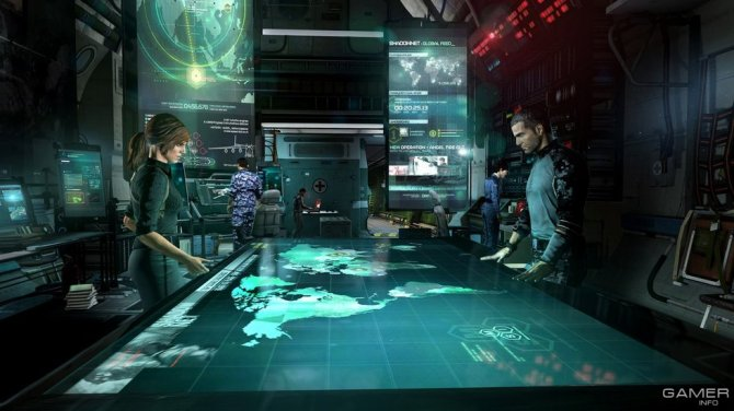 Скриншот игры Tom Clancy's Splinter Cell Blacklist