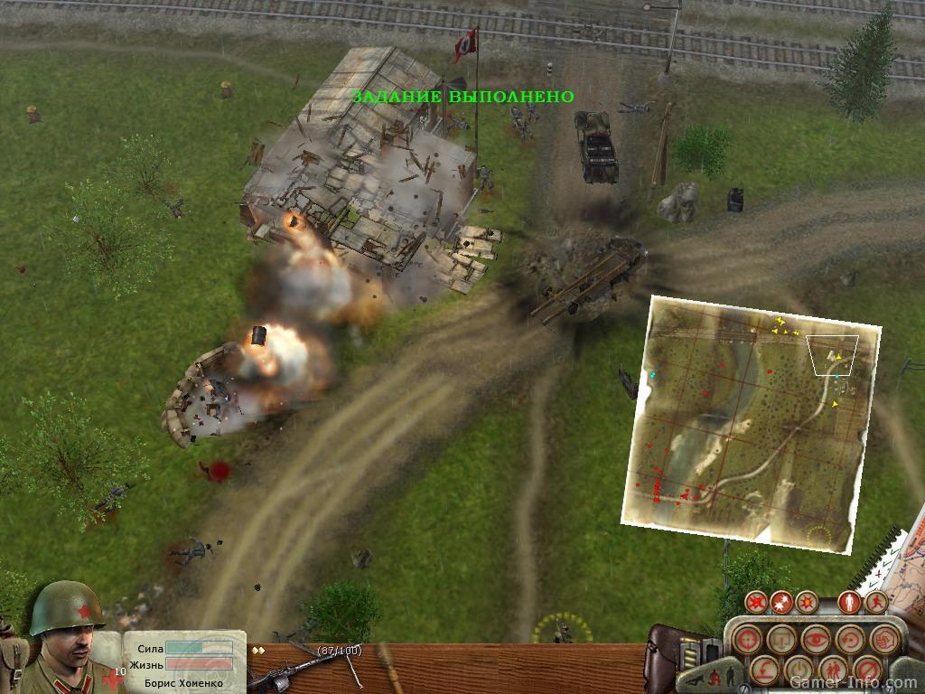 игра диверсанты 3 в тылу врага скачать торрент бесплатно - фото 6