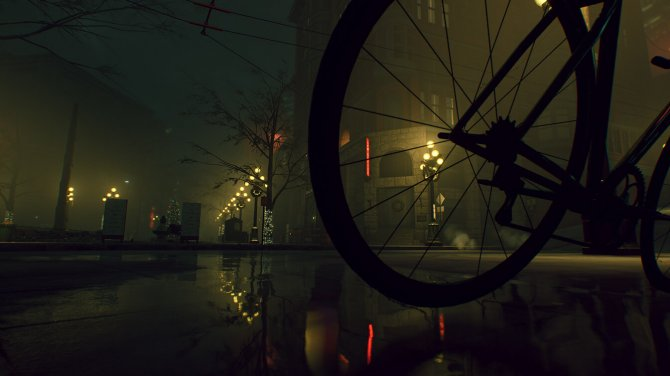 Скриншот игры Vampire: The Masquerade - Bloodlines 2