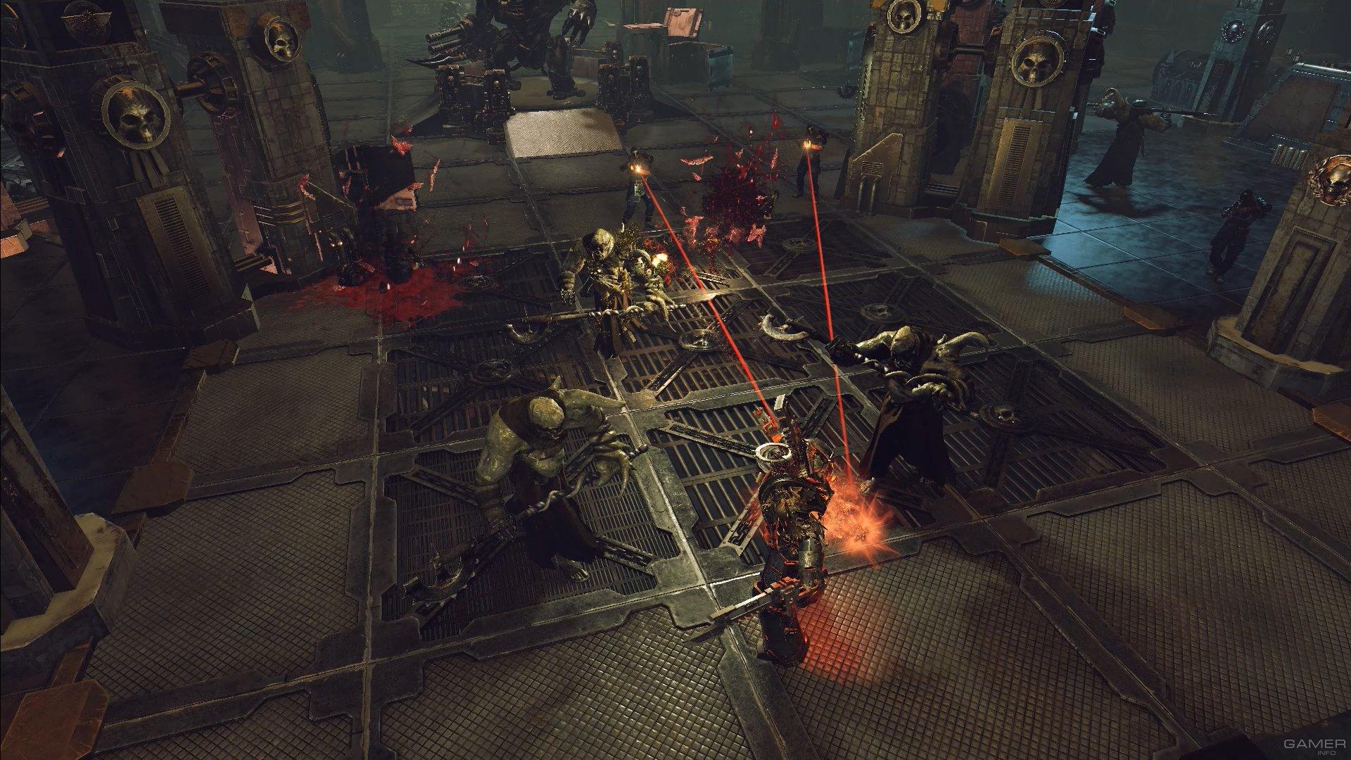Выход Warhammer 40,000: Inquisitor – Martyr перенесен на июнь