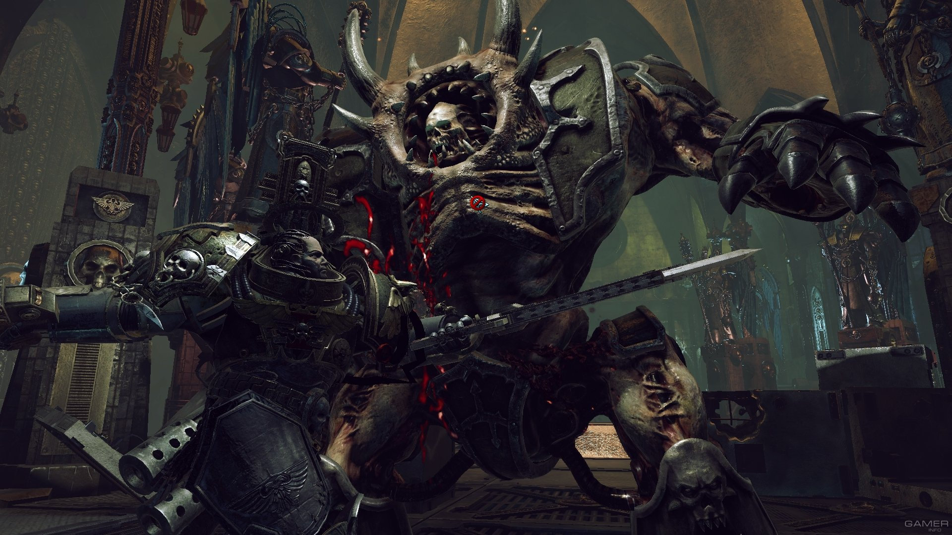Ранний доступ Warhammer 40,000: Inquisitor – Martyr