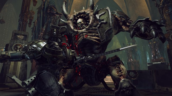 Скриншот игры Warhammer 40,000: Inquisitor - Martyr