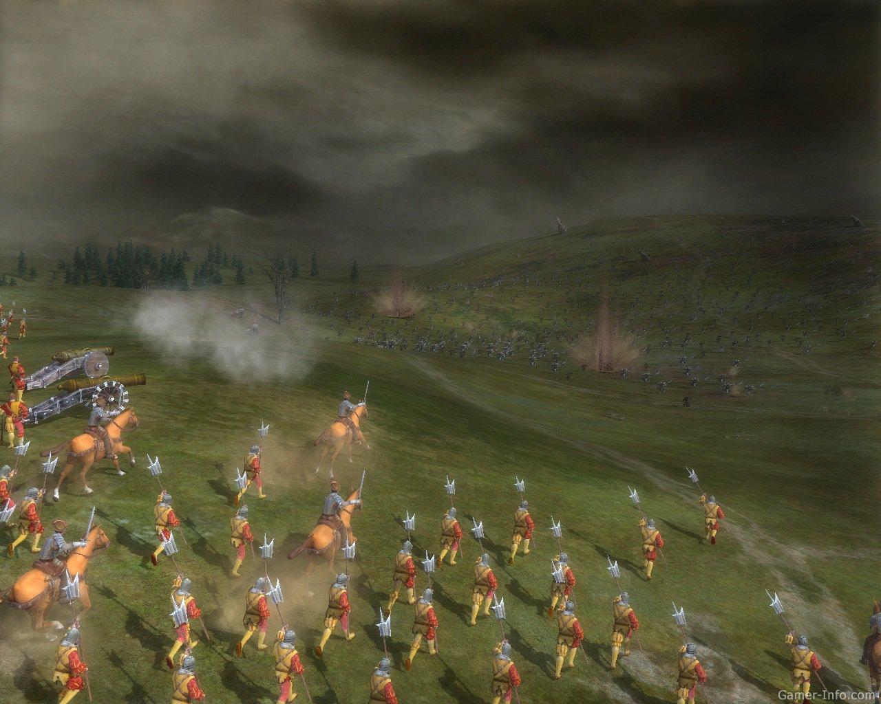 не запускается warhammer mark of chaos battle march
