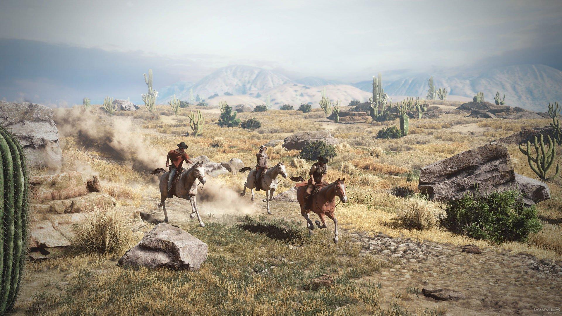 Wild West Online в раннем доступе